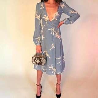 Blue Violette dress