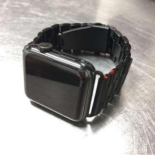 Apple Watch Series 2 黑色不鏽鋼 42mm
