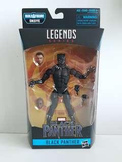 [On hand] Marvel Legends Black Panther Okoye BAF