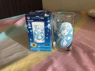 SAO亞絲娜玻璃杯