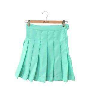 Mint Green Skirt K Style K Fashion