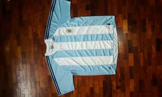 Argentina football jersey