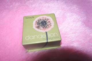 Blush On Benefit Dandelion Full Size