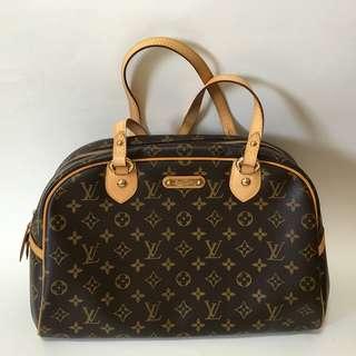95% new新 - LV Montorgueil HandBag / Shoulder Bag - LV手挽及肩背兩用手袋