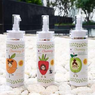 Charming White CC Cream Instant Whitening Body Lotion and Sunscreen