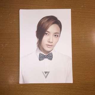 Seventeen JeongHan 淨漢官方個人照