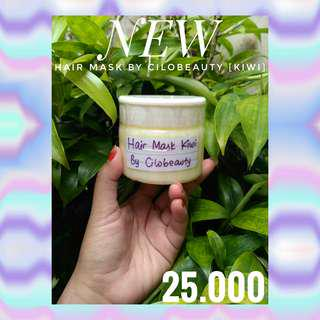 (NEW) hair mask by cilobeauty