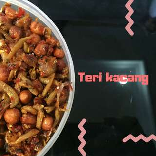 Teri kacang by ems kitchennet