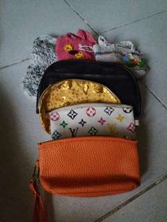 Bundle pouches