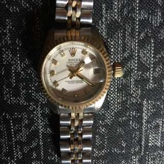 Old Rolex Authentic