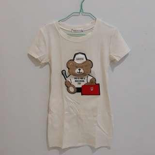 Bear dress / top