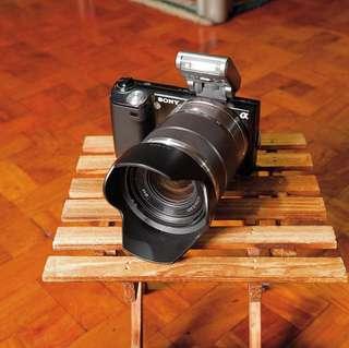 Sony Nex-5 | 18-55mm kitlens