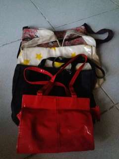 BUNDLE SMALL BAG