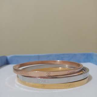 Stainless Bangles