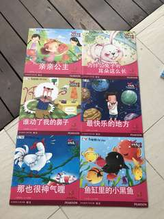 P3 Chinese books