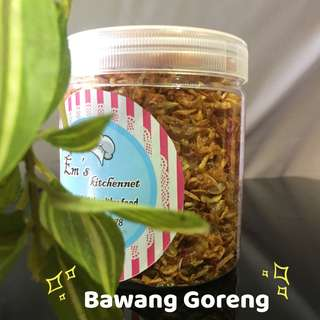 Bawang goreng by ems kitchennet