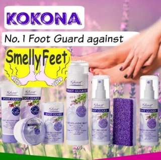 🚚 Kokona Foot Guard