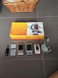 Vintage Phones (Sony Ericsson, Samsung, HTC, Nokia)