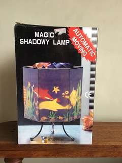 Magic Shadowy lamp