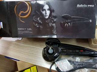 🚚 Babyliss pro hair curler