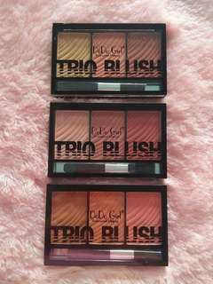 Dodo Girl 3 colors Blusher