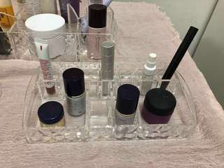 水晶化妝品收納盒