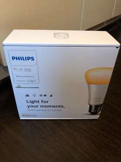 Brand new Philips Hue White Ambiance Starter Kit