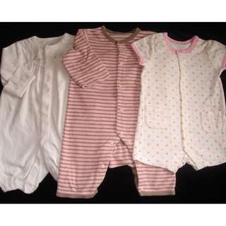 Overall Romper Preloved Baby Clothes Take all
