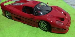 Ferrari F50 Maisto 1/18 vintage diecast