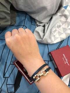100% Authentic Salvatore Ferragamo Bracelet