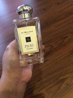 JoMalone Perfume Wood Sage and Sea Salt
