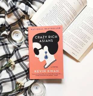 🌟 [TRILOGY] CRAZY RICH ASIANS - KEVIN KWAN
