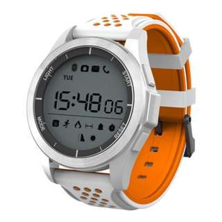(E22) F3 Smart Watch Bracelet (Orange)