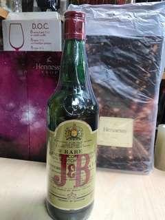 J&B威士忌80年代