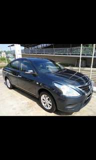 Nissan Almera 1.5 e New Facelift 2015