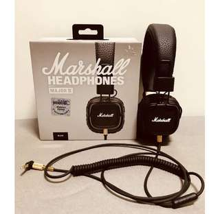 Authentic Marshall II Headphones