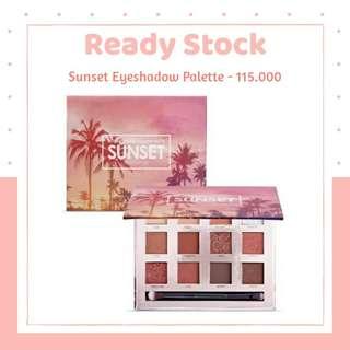 Focallure Sunset Eyeshadow Pallete 12 Colors