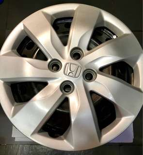 Original Honda Rim '15 HubCap 4 Sets