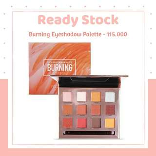 Focallure Burning Eyeshadow Pallete 12 Colors