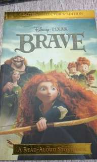 Limited Collector's Edition Brave A Read Aloud Storybook