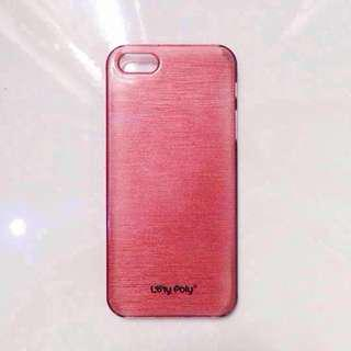LolyPoly Red Case for iPhone 5/5s/SE