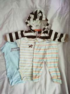 New Born OOTDs (All-in 300)