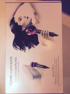 🚚 New Dyson Supersonic Hair Dryer
