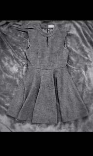 🚚 小高領洋裝