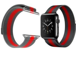 Instock #JANSIN New Milanese Apple Iwatch Milanese Strap
