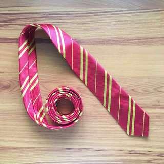 Harry Potter Gryffindor Hogwarts Necktie