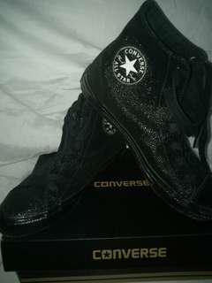 Sepatu Converse Ori (Ctas Gemma black)