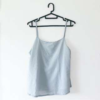 SALE | Grey Spag Top