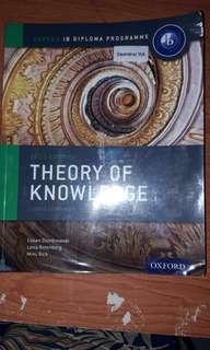 Oxford Theory of knowledge IB BOOK 2 BUKU