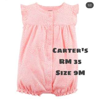 Kitty Snap Up Romper